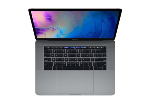 "MacBook Pro 15"" - 2.6GHz - 16GB - 512GB - Space Gray (Mid-2019)"