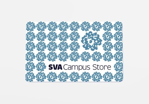 SVA Campus Store - $75 Giftcard