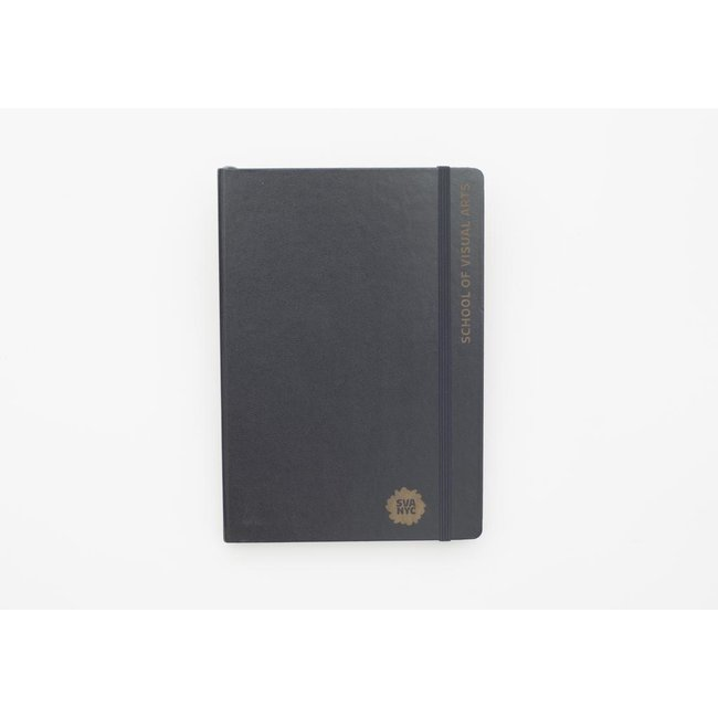 SVA Engraved Leuchtturm Sketchbook - Black