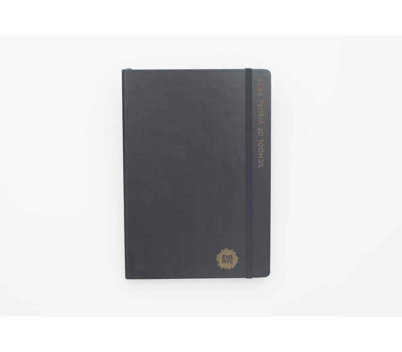 SVA Engraved Leuchtturm Sketchbook - Black