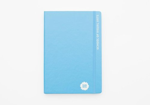 SVA Engraved Leuchtturm Sketchbook (Blue)