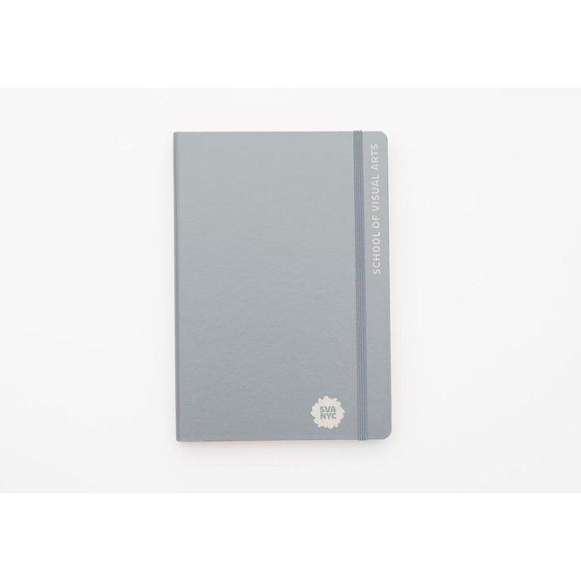 SVA Engraved Leuchtturm Red Dot Notebook - Gray