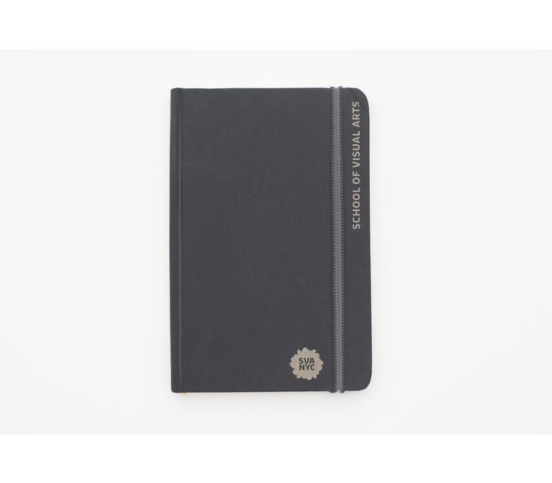 SVA Engraved Handbook Sketchbook - Black