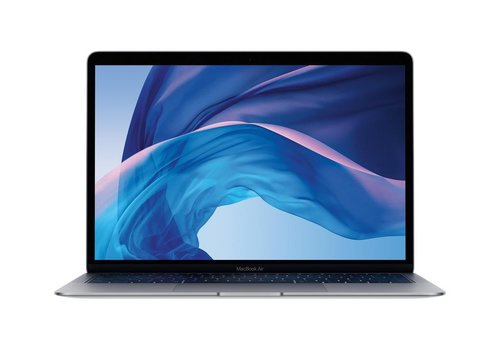 "MacBook Air 13"" Retina - 1.6GHz - 8GB - 128GB - Space Gray (Mid-2019)"