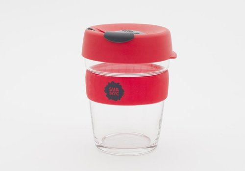SVA Splat Logo 12oz KeepCup - Red/Black