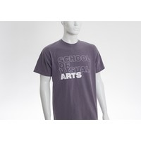 Stacked Logo T-Shirt (Multiple Colors)