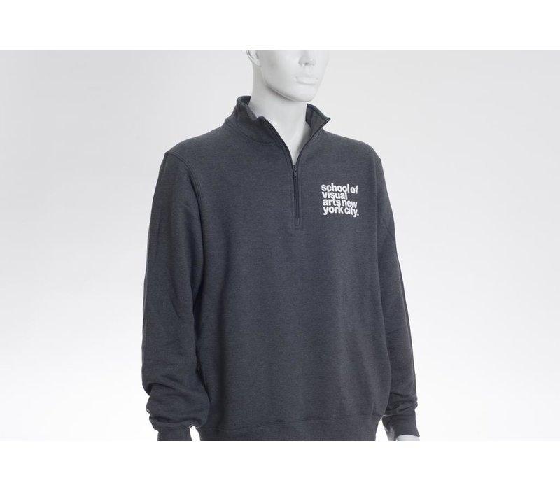 Cluster Logo 1/4 Zip Sweatshirt
