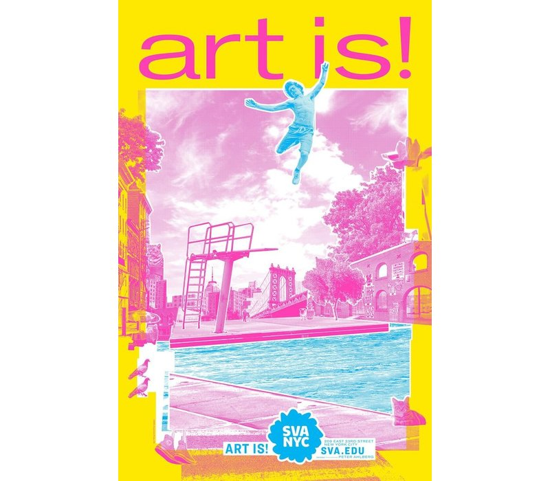 Peter Ahlberg - Art Is!