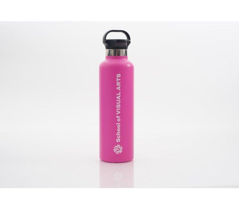 SVA Logo h2go Ascent Water Bottle (Multiple Colors)