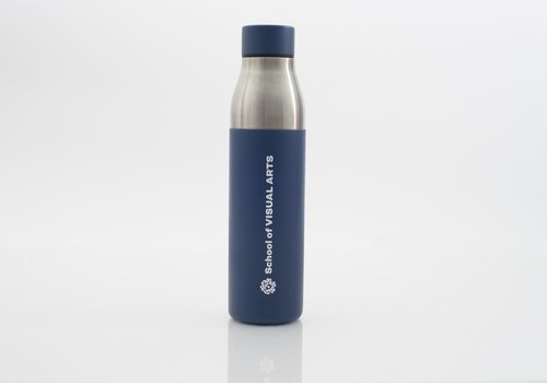 SVA Logo h2go Aria Water Bottle (Multiple Colors)