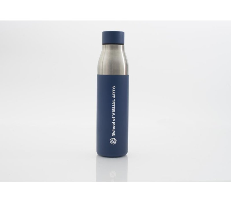 SVA Logo h2go Aria Water Bottle (Multiple Colors)