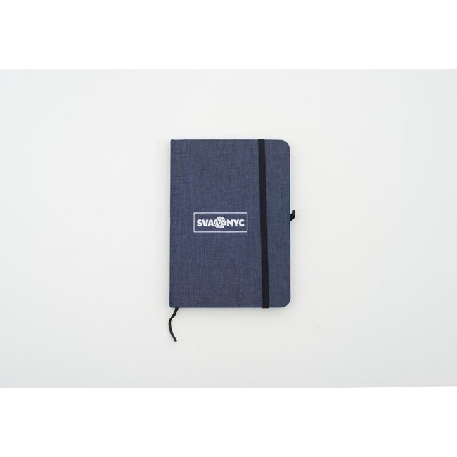 SVA Box Logo Stockford Journal - Blue
