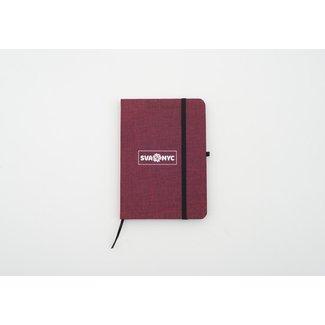 SVA Box Logo Stockford Journal - Red