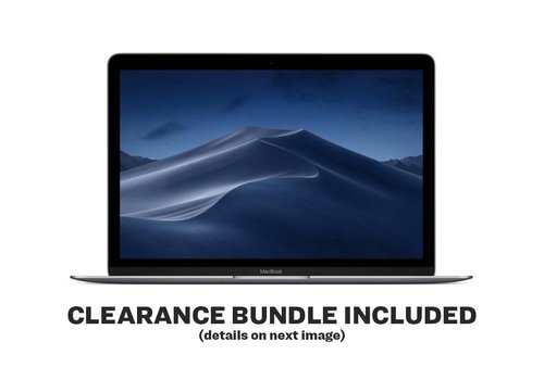 "MacBook 12"" - 1.3GHz - 8GB - 512GB - Space Gray (Mid-2017)"