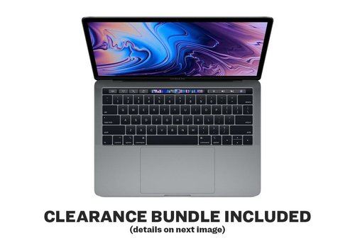 "MacBook Pro 13"" - 2.7GHz - 16GB - 512GB - Space Gray (Mid-2018)"