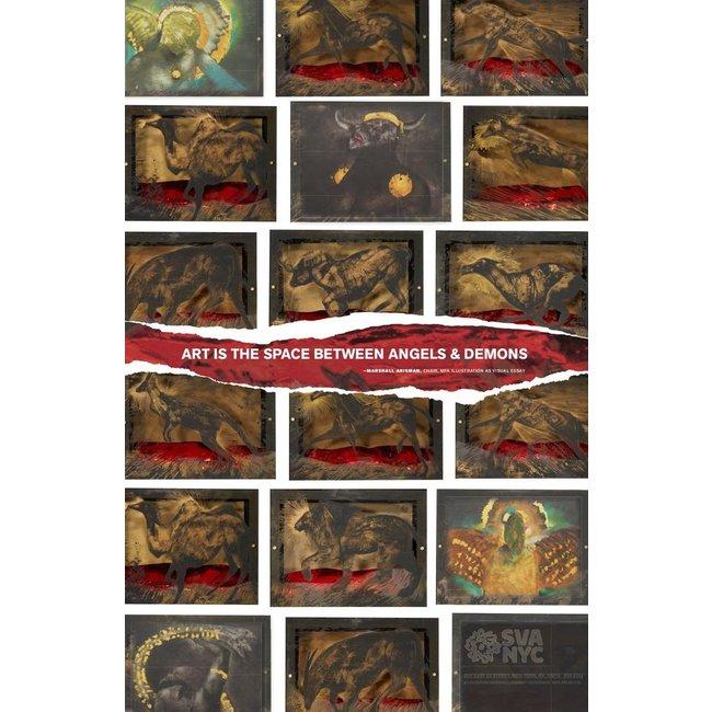 Marshall Arisman - Angels & Demons (3)
