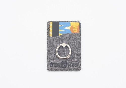 Dept - merch SVA RFID phone wallet w/ring