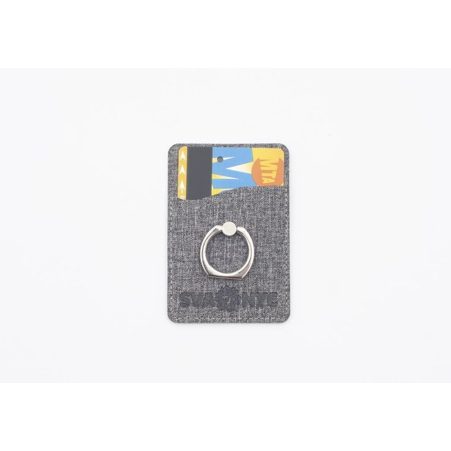 SVA RFID phone wallet w/ring