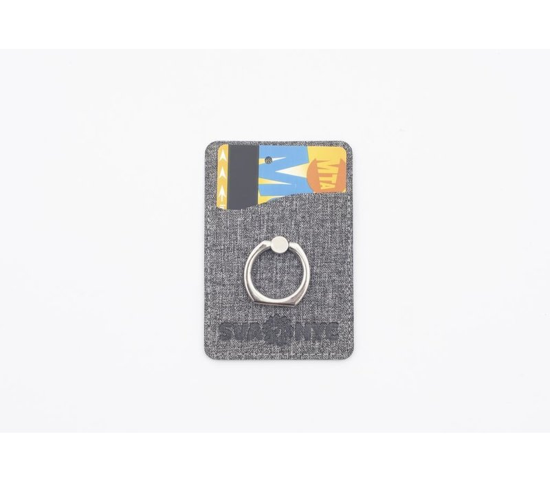 SVA RFID phone wallet w/ring
