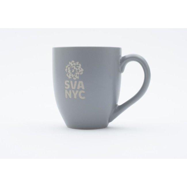 SVA Logo Mug - Gray