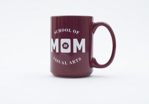 SVA Mom Mug - Cardinal Red