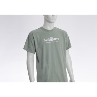 SVA Logo Short Sleeve T-Shirt (Multiple Colors)