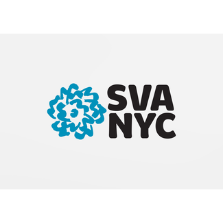 SVA Logo Decal - Blue
