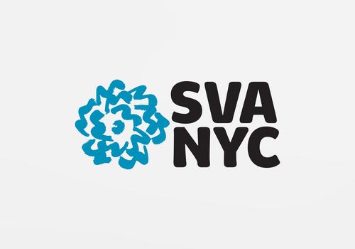 SVA Logo Decal - Blue