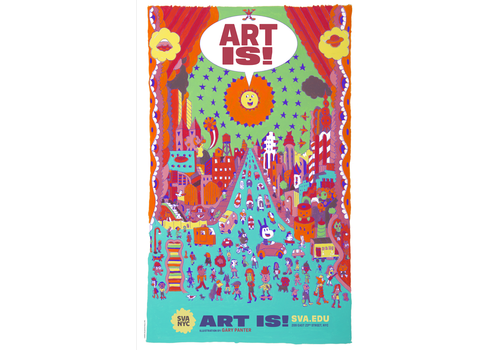 Gary Panter - Art Is!