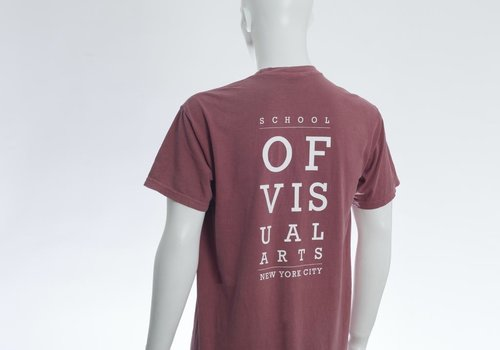 SVA Eyechart T-Shirt (3 Colors)
