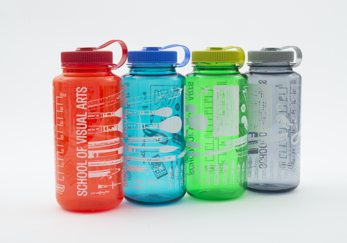 "SVA ""Tools"" Nalgene Tritan Waterbottle"