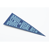 SVA Pennant (Navy/Light Blue)