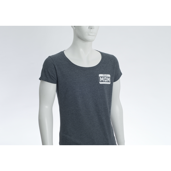 SVA Mom Scoopneck T-Shirt