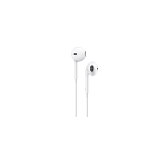 apple - EarPods Apple EarPods with 3.5 mm Headphone Plug