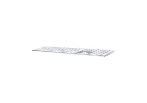 wireless Apple Magic Keyboard (Numeric/Silver)