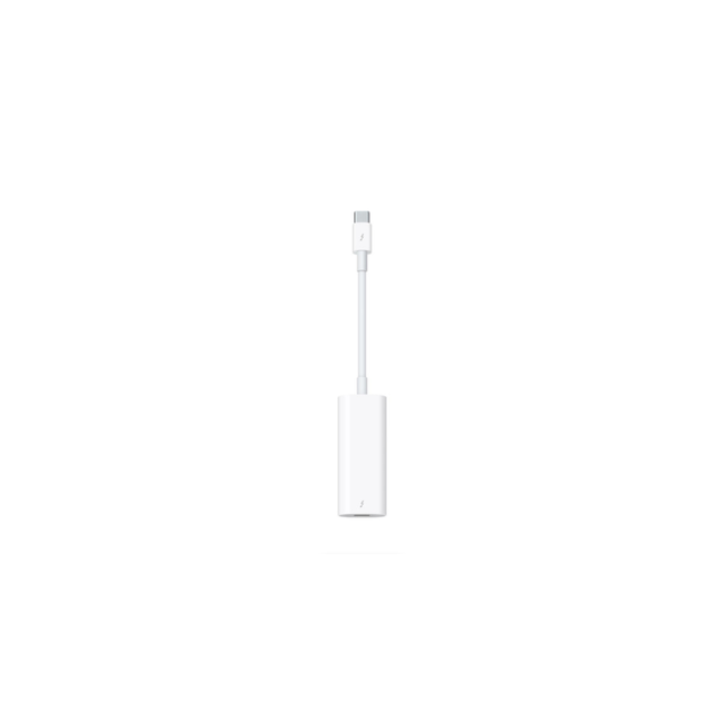 Apple TB 3 (USB-C) to TB 2 adapter