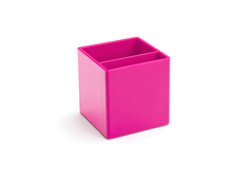 novelty Pen Cup (Pink)