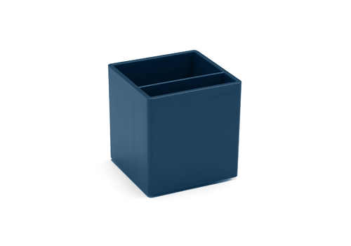 novelty Pen Cup (Slate Blue)