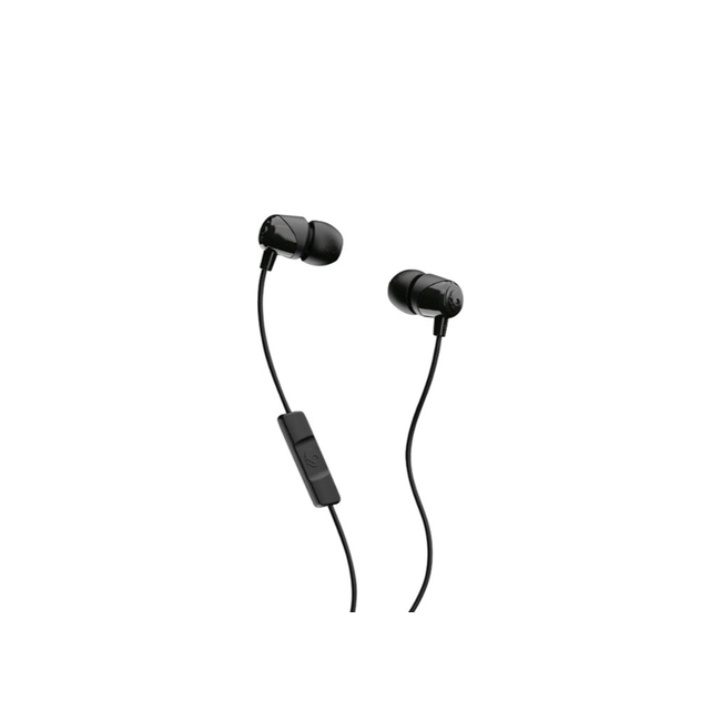 Skullcandy Jib Mic Headphones (Black)