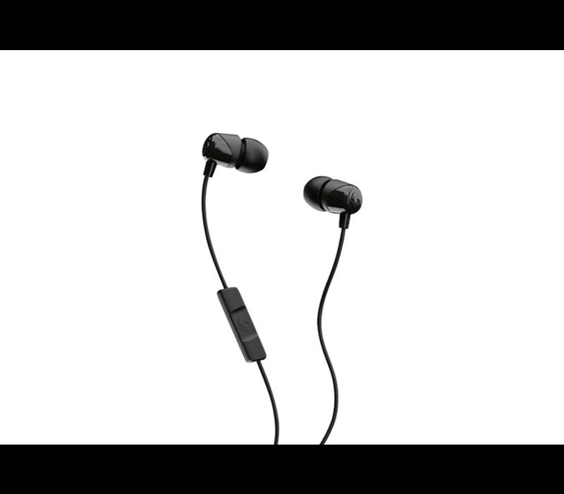 Skullcandy Jib Mic Headphones (Black)