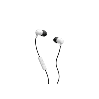 Skullcandy Jib Mic Headphones (White)