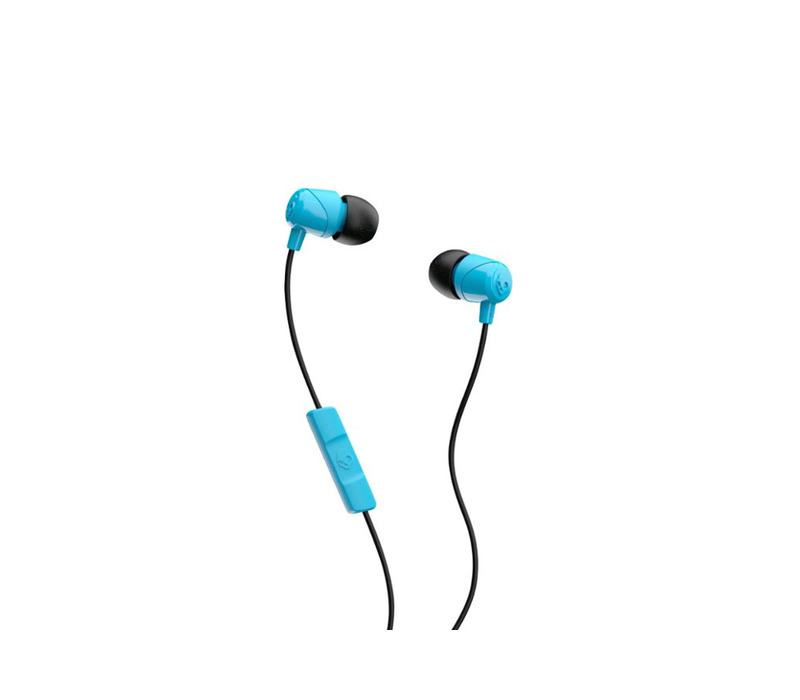 Skullcandy Jib Mic Headphones (Blue)