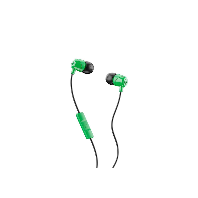 Skullcandy Jib Mic Headphones (Green)