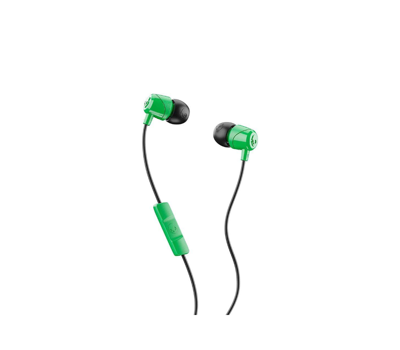 Skullcandy Jib Mic Headphones (Green)