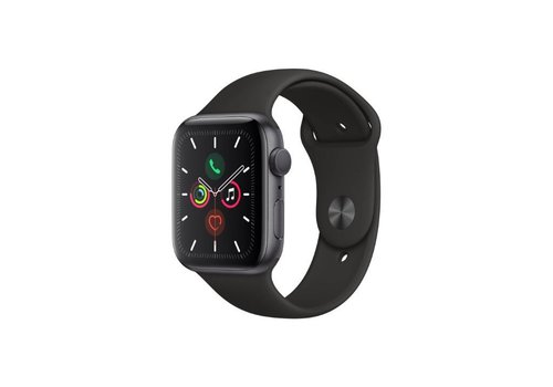 Phone / watch Apple Watch Series 5 (44mm Space Gray/Black Sport Band)
