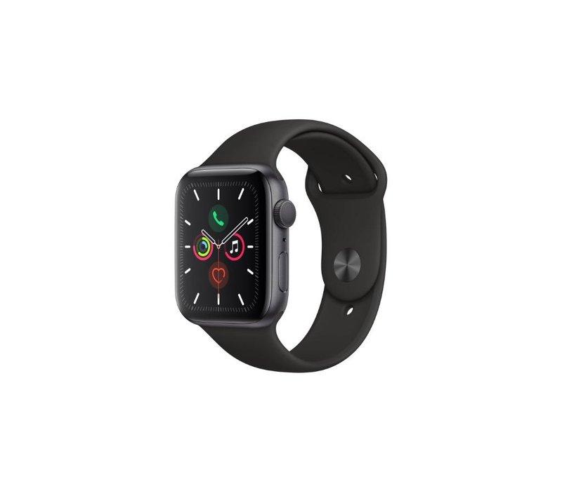 Apple Watch Series 5 GPS 44mm (Space Gray/Black)