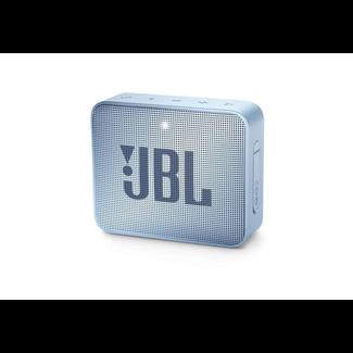 portable JBL GO 2 Wireless Speaker (Cyan)