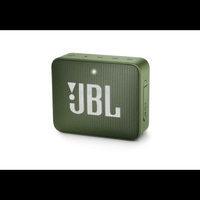 JBL GO 2 Speaker (Green)