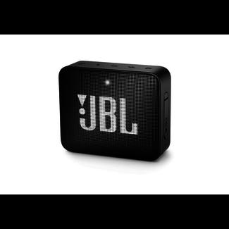 portable JBL GO 2 Speaker (Black)