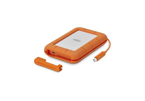 2TB LaCie Rugged USB-C Hard Drive